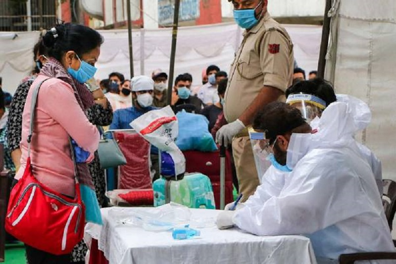 করোনা বীমা দাবি ৩ হাজার কোটি রুপি ছাড়িয়েছে ভারতে